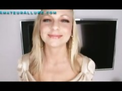 lonely golden-haired wife needs pecker