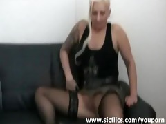 bossy floozy fist screwed untill she is squirts