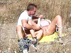 horny mother i receives drilled hard outdoor part6