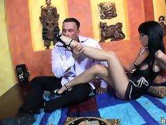 worthwhile high-heels dark angelika getting