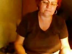 solo french rehead granny simone 19