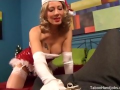 sexually excited holiday stepmom milf- zoey
