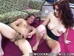 housewife scarlet pounder spooned