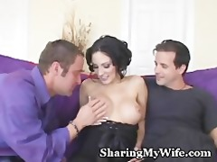 newlyweds experiment in swinging