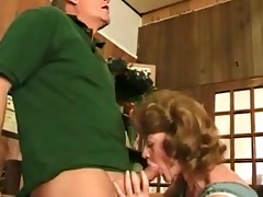 incredibly fucked older doxy
