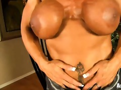 aziani steel rhonda lee flexes then acquires