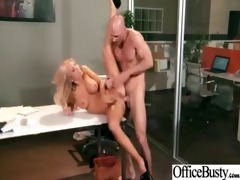 large juggs girl at work receive screwed hardcore
