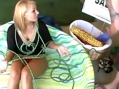 slutty mother i belted down for garage sale