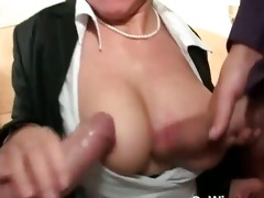 blonde plump mother i getting fingered