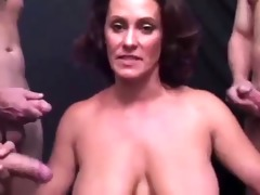 breasty d like to fuck in a blowbang bb