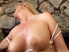 slutty mother i lotions up to masturbate