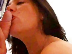 sexy milk anal riding champ