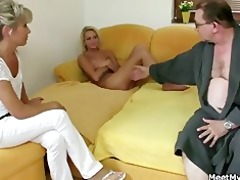 ops, he is just discovered me riding his dads cock