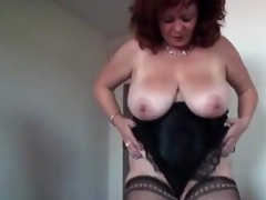 large charming woman mommas masturbating