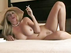 blond smokin mother i wants drilled