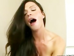 breasty dark brown d like to fuck gives very hot