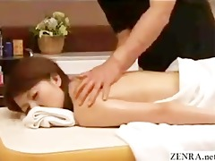 bare japanese d like to fuck has hands on fleshly