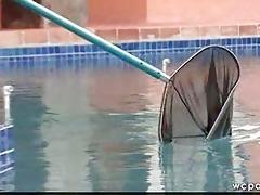 milf anal copulates darksome poolboy
