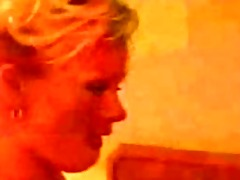 concupiscent blonde preggy t live without to fuck