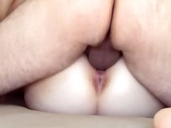 taking a creampie