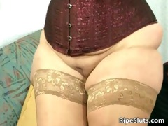 divorced big beautiful woman mommy with large