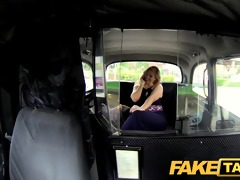 faketaxi sexually excited after interview and
