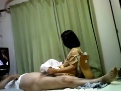 sex life of japanese elderly couple having