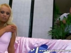 bleach blonde czech whore eliss fire fuck bulky