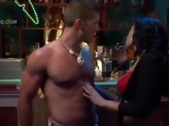 angelica raven receives laid and played