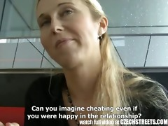 czech streets - golden-haired mother i picked up