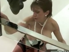 cuckold watches wife ride knob
