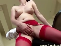 real european babe gives lad a oral stimulation