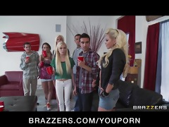 blond breasty mother i nikita von james crashes