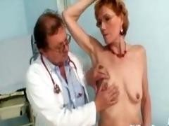 spruce old lady mila needs gyno clinic