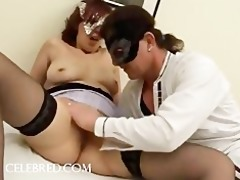 masked italian newbie d like to fuck takes ana