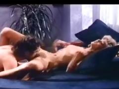 ginger lynn takes on john holmes monster rod