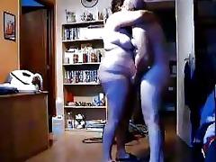 my hidden web camera caught mama ad dad...