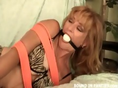 d like to fuck brandi fastened and gagged on the