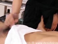 male massage giant wang