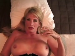 sexy stepmom smokin and banging