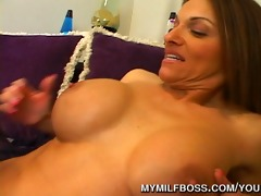 big titty mother i boss screwed at office