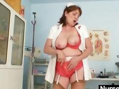 breasty dilettante grandma jizz flow sextoy
