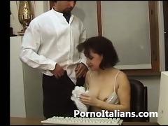 segretaria italiana bocchinara - italian
