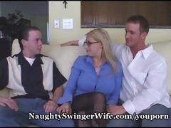 large tits galore