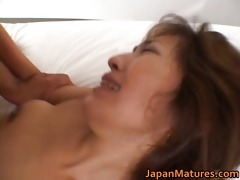 excited japanese aged chicks engulfing part3