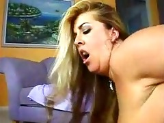 blondes fuck fortunate boy non-professional