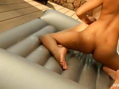 oriental nuru massage compilation