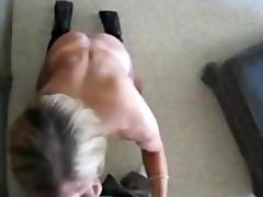 hawt wife gives oral-stimulation