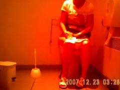 caught spy hidden shaggy wife in toilets sazz