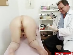 woolly gramma enema during a medical investigation